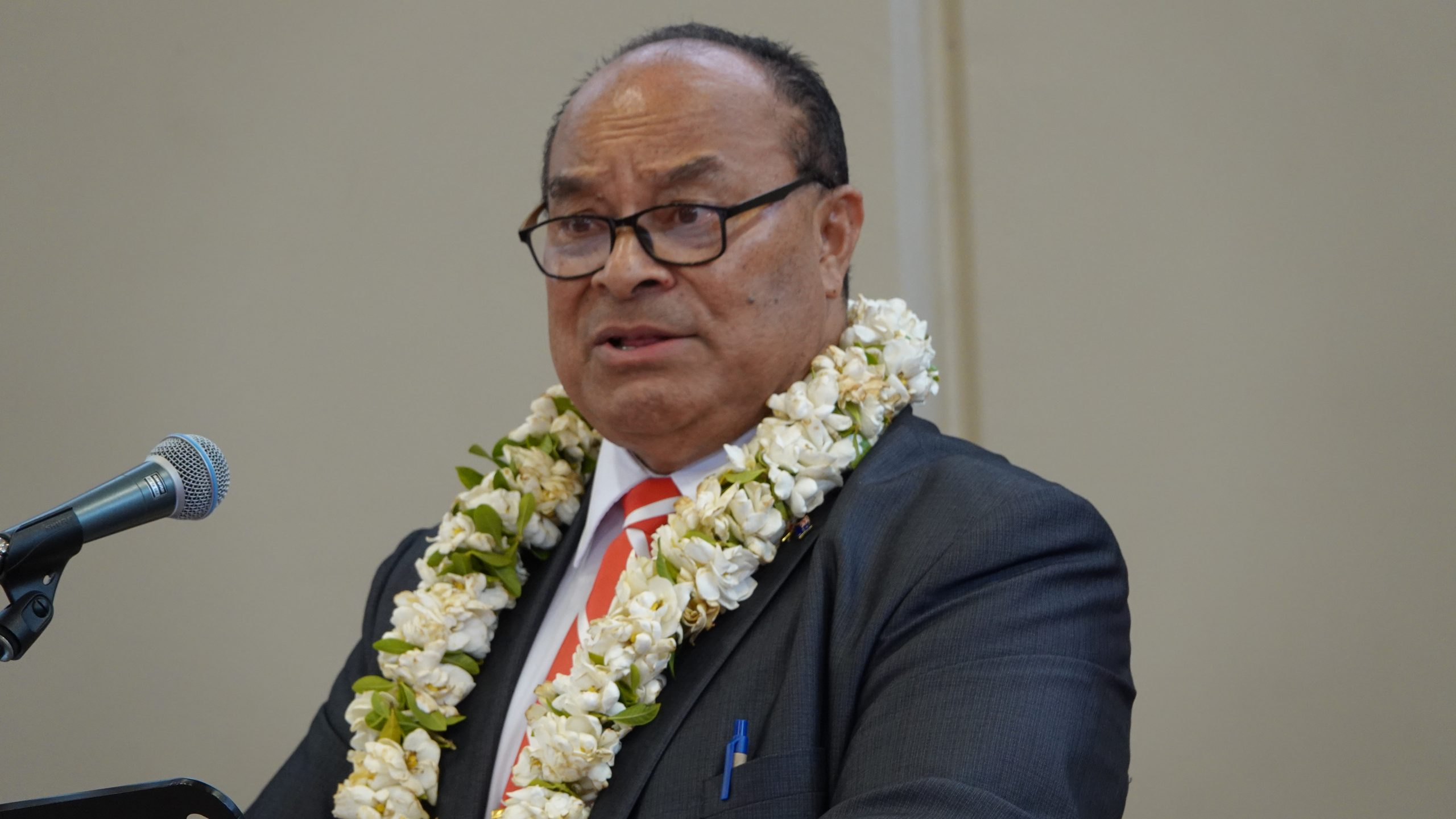 Prime Minister shares Tonga's sympathy with UN member states