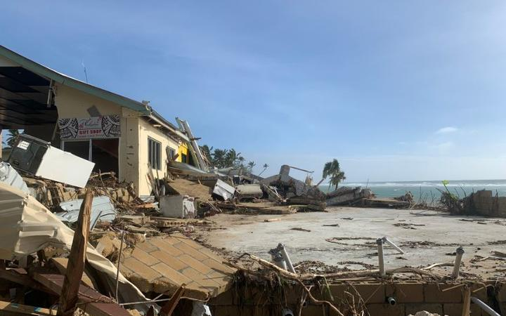 Tonga reviews NDCs as Climate Change threats continue