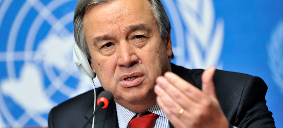 2021: Critical year to 'reset our relationship with nature' – UN chief