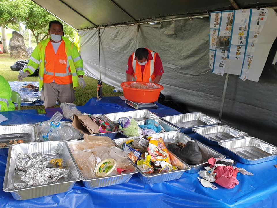 Waste survey is on