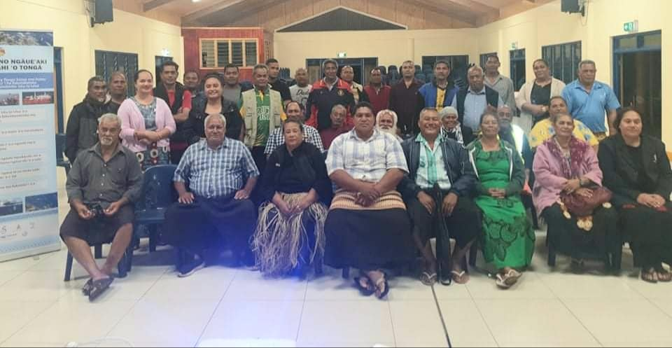 Cabinet approves Tonga's Ocean Management Plan